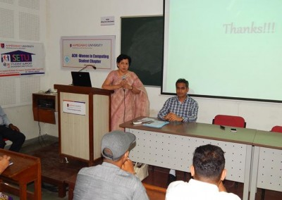 AG Teachers of Commerce Ahmedabad University4