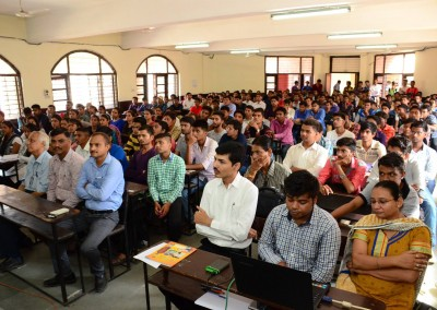 Healthy Campus at Gujarat Commerce college1