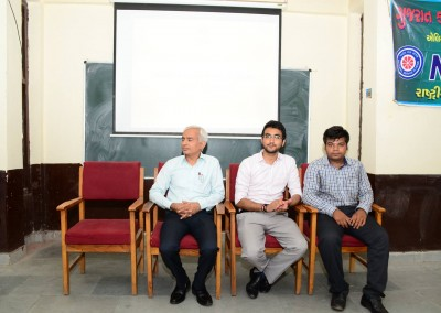 Healthy Campus at Gujarat Commerce college2