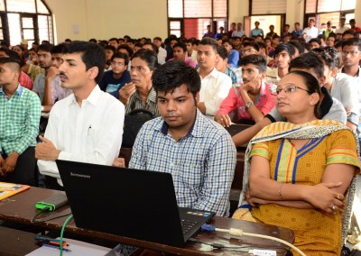 Healthy Campus at Gujarat Commerce college9