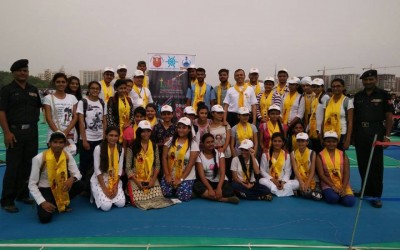 Healthy Campus celebrates World Yoga Day4