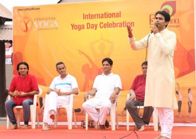 Healthy Campus celebrates World Yoga Day5